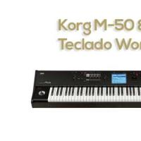 Korg M-50 88 Teclado Workstation