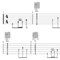Aula 14 de violão
